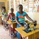 UNMIL Photo/Christopher Herwig,  February 26, 2009, Monrovia, Liberia - A program run by the Government of Liberia and UNFPA where young women suffering from fistula recieve surgical treatme ...