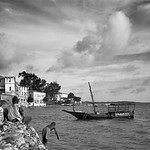 Zanzibar (Black and white)