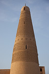 Turpan, Xinjiang, China - September 18,2009: Emin Minaret was built in 1777 is a good example of an Afghan style mosque. (Photo by: Christopher Herwig)
