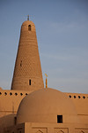 Emin Minaret in Turpan, Xinjiang, China.