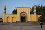 Id Kah mosques, Kashgar, Xinjiang, China.