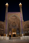 Esfahan, Iran - February, 2008: (Photo by Christopher Herwig)